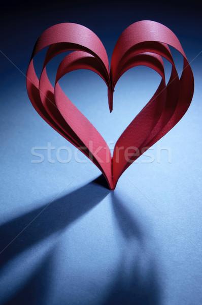 Heart abstract  Stock photo © unikpix
