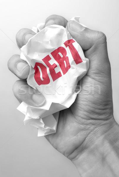Debt reduction Stock photo © unikpix