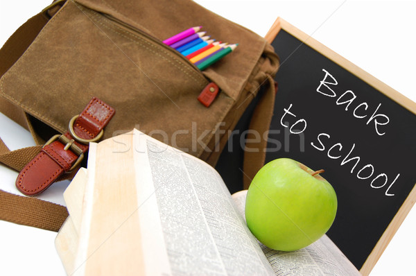 Back to school Stock photo © unikpix