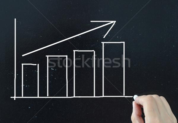 Business growth Stock photo © unikpix