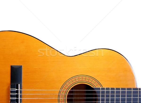 ручной работы инструмент белый музыку фон Сток-фото © unikpix