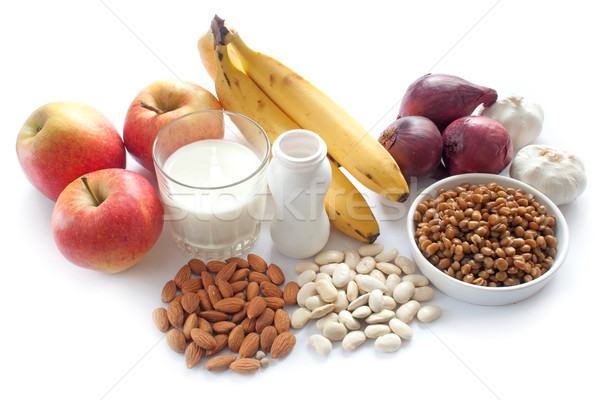 Probiotic foods diet  Stock photo © unikpix