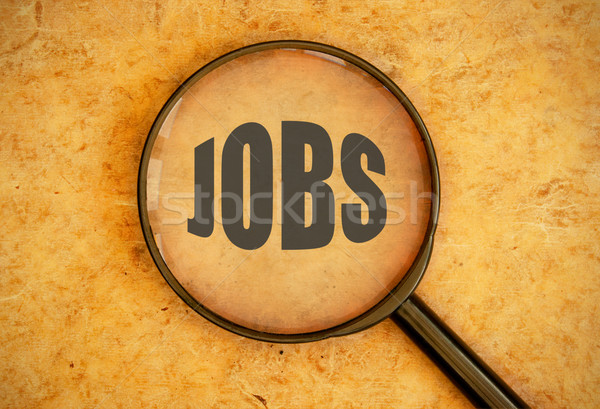 Jobs  Stock photo © unikpix