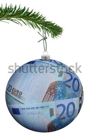 Natale vendite soldi gingillo pound Foto d'archivio © unikpix