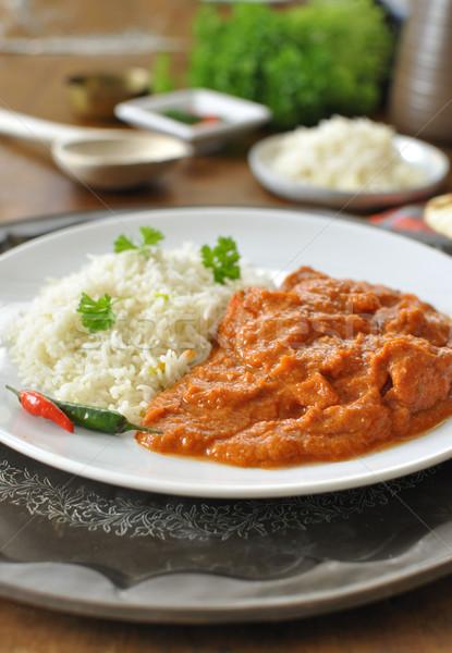 Curry Stock photo © unikpix