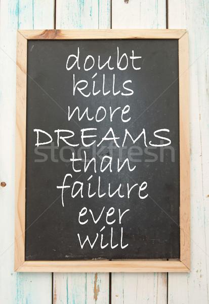 Success motivation concept  Stock photo © unikpix
