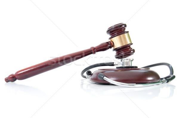 Medical law Stock photo © unikpix