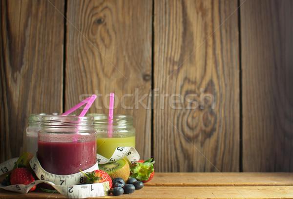 Smoothies Stock photo © unikpix