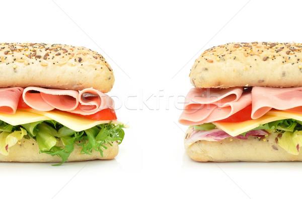 Sub sandwich Stock photo © unikpix