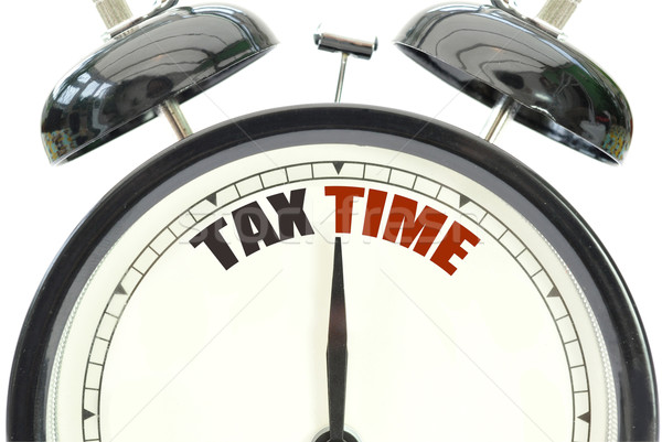 Tax time Stock photo © unikpix