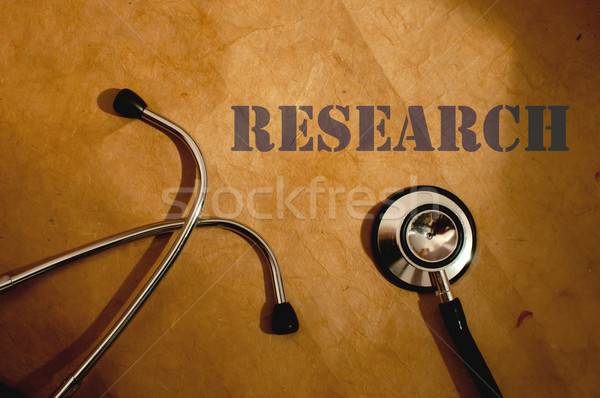 Medical research Stock photo © unikpix