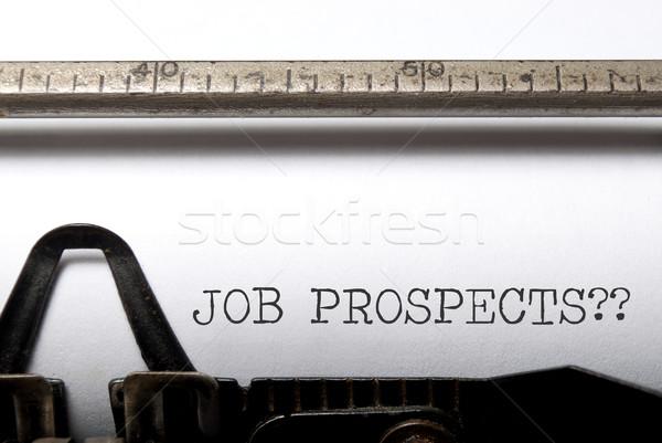 Career prospects  Stock photo © unikpix