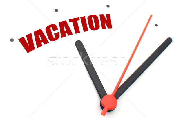 Time for a vacation Stock photo © unikpix