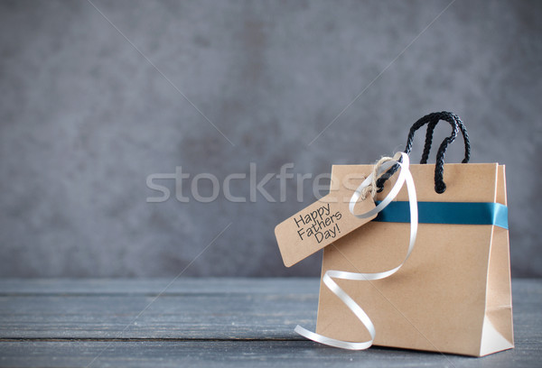 Fathers day background Stock photo © unikpix