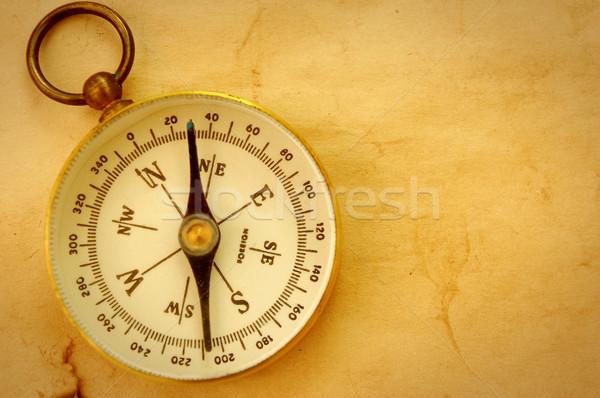 Compass Stock photo © unikpix