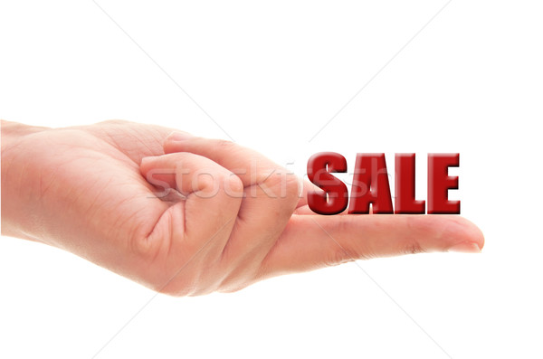 Sale Stock photo © unikpix