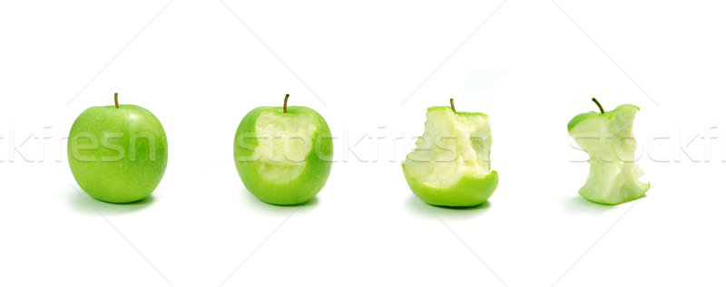 Apple evolution Stock photo © unikpix