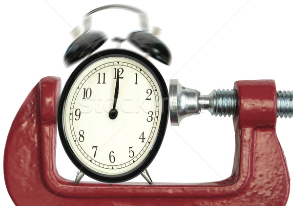 Time pressure deadline Stock photo © unikpix