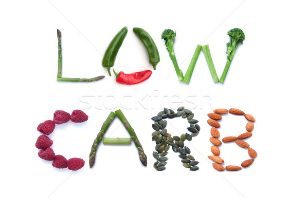 Low carb diet Stock photo © unikpix