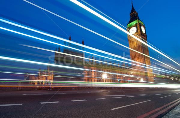 London Big Ben Stock photo © unikpix