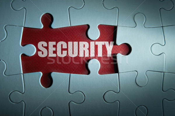 Security Stock photo © unikpix