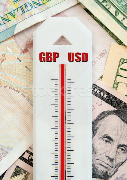 Exchange rates  Stock photo © unikpix