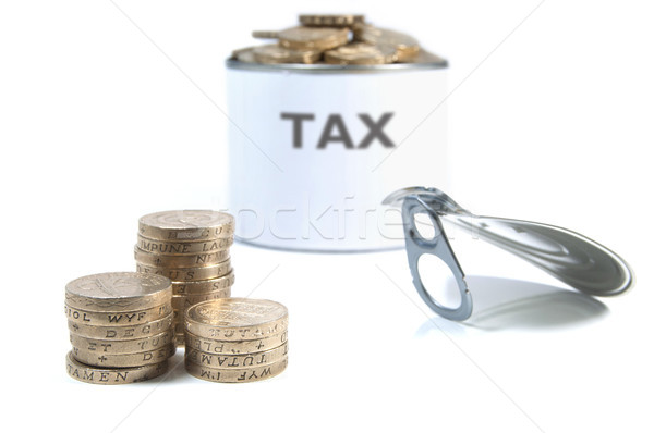 Tax Stock photo © unikpix