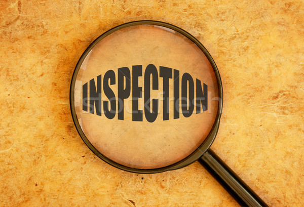 Inspection Stock photo © unikpix
