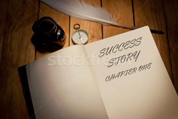 Success story Stock photo © unikpix