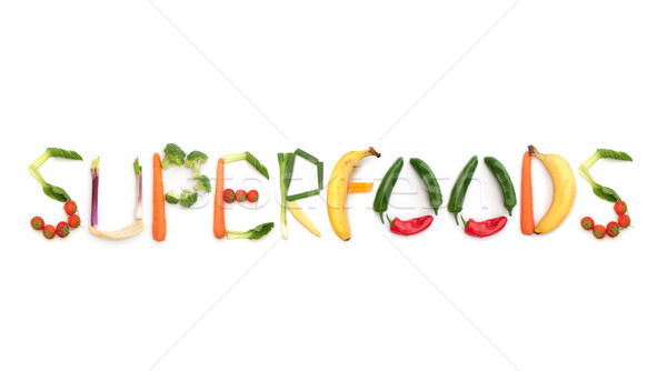 Superfoods Stock photo © unikpix