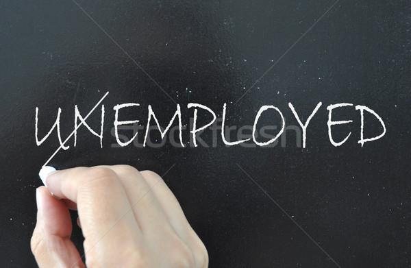 Employment  Stock photo © unikpix