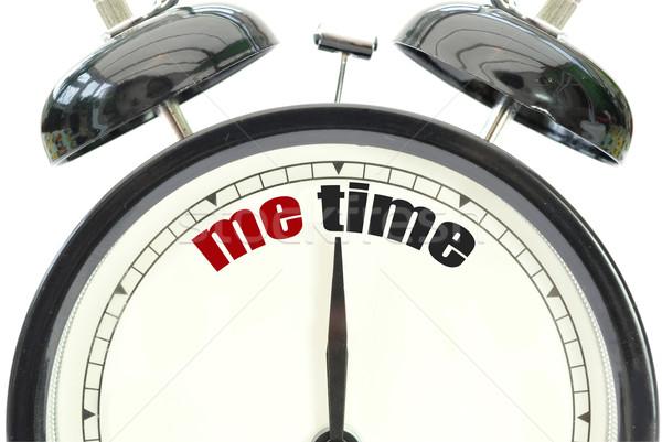 Me time Stock photo © unikpix