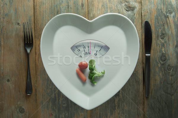 Diet concept  Stock photo © unikpix