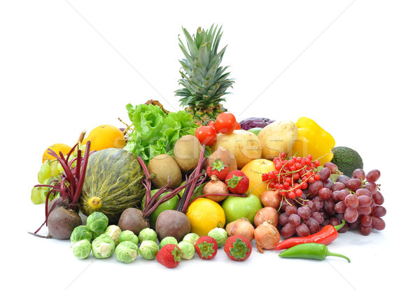 Fruits and vegetables  Stock photo © unikpix