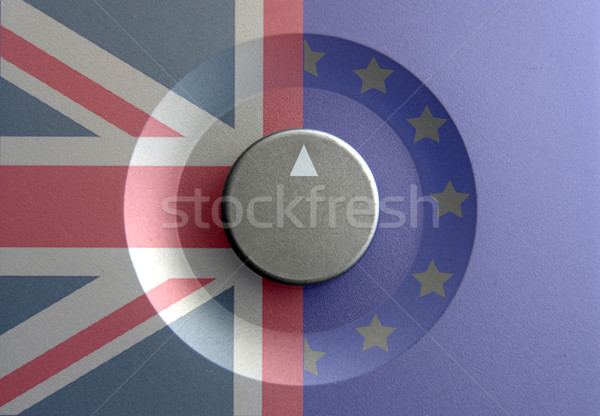 Brexit dial concept  Stock photo © unikpix