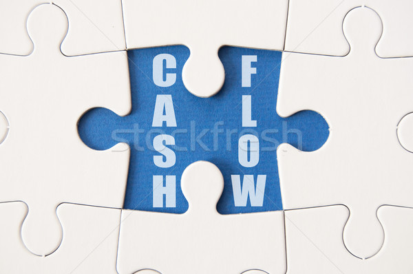 Cash flow solution Stock photo © unikpix