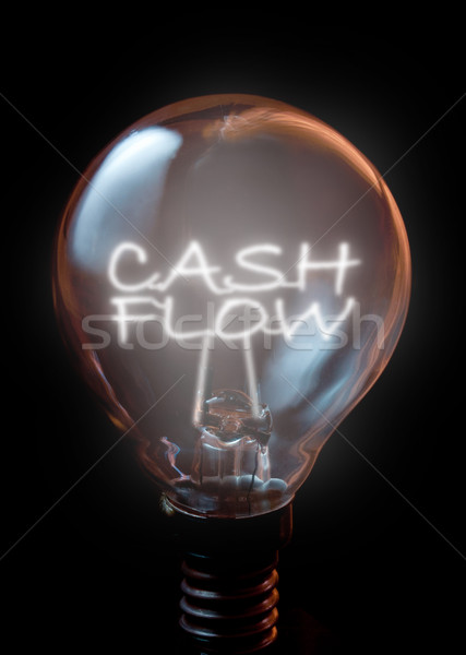 Cash flow concept  Stock photo © unikpix