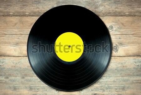 Vinyl record  Stock photo © unikpix