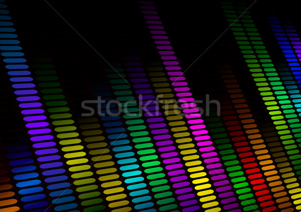 equalizer background Stock photo © unkreatives