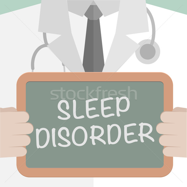 Sleep Disorder Stock photo © unkreatives