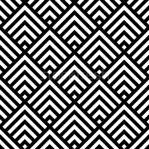 minimalistic geometric pattern Stock photo © unkreatives
