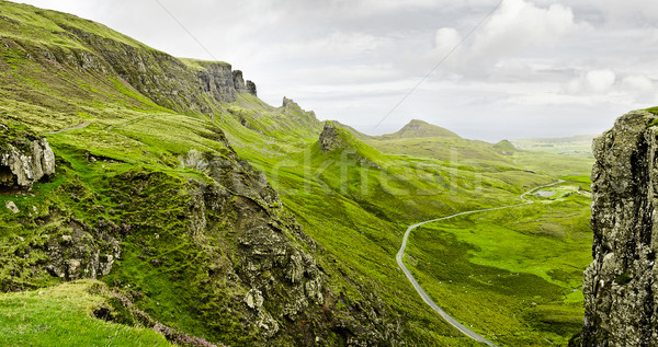 Stock photo: Scottish Highlands
