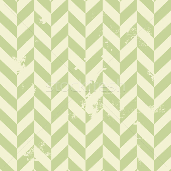 Senza soluzione di continuità zig-zag illustrazione pattern grunge elementi Foto d'archivio © unkreatives