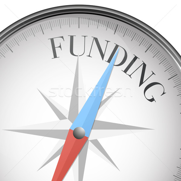 compass Funding Stock photo © unkreatives