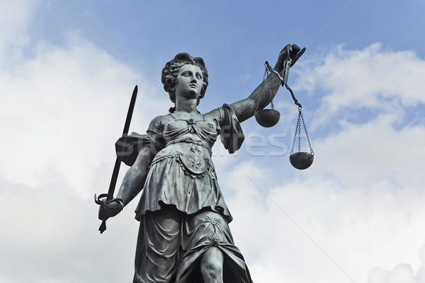 Justizia Stock photo © unkreatives