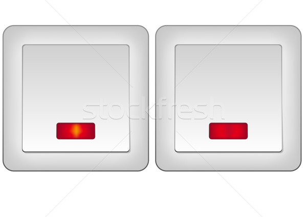 electrical outlet Stock photo © unkreatives