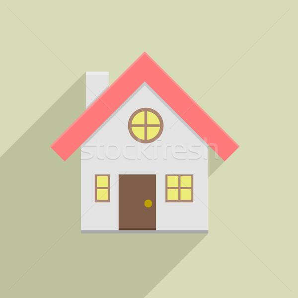house Stock photo © unkreatives