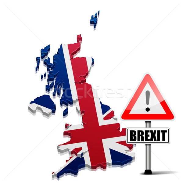 Great Britain Brexit Stock photo © unkreatives