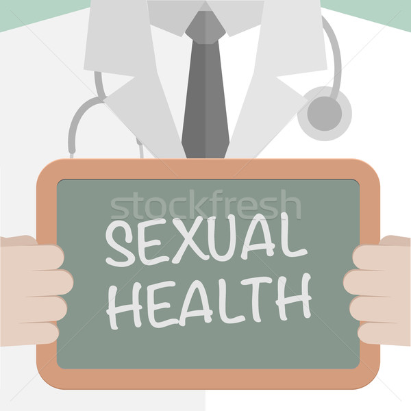 Board Sexual Health Stock photo © unkreatives