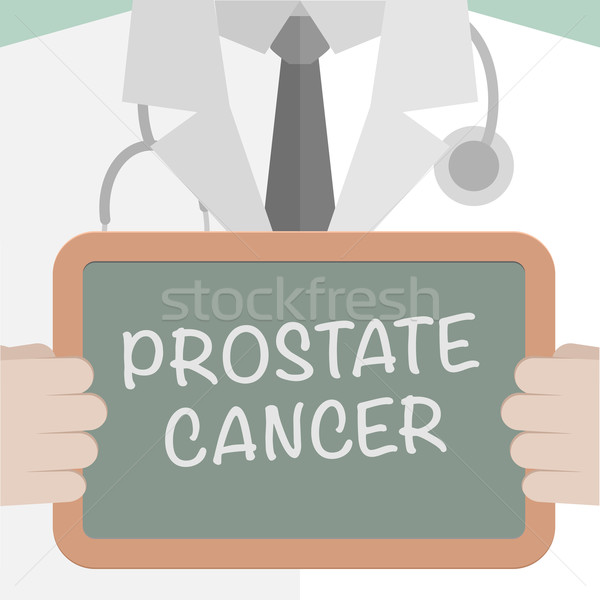 Prostate Cancer Stock photo © unkreatives